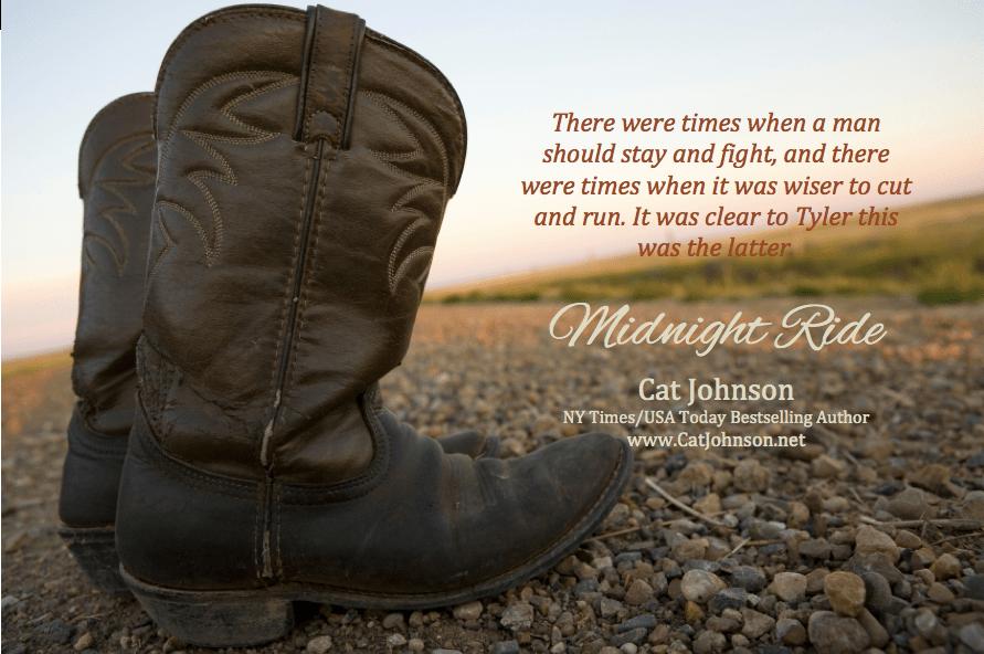 Midnight Ride by Cat Johnson