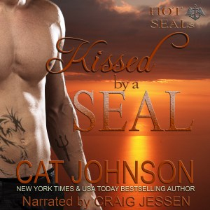 Kissed by a SEAL Audiobook