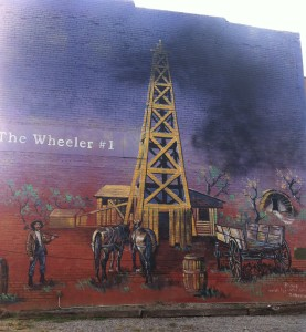 Wheeler #1 Drumright OK