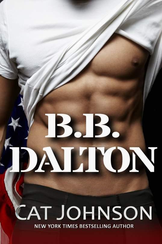 Book Cover: BB Dalton (Red Hot & Blue)