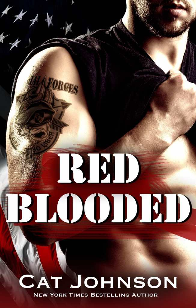 Book Cover: Red Blooded