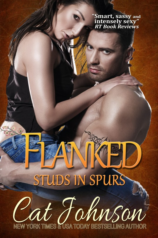 Flanked Studs in Spurs