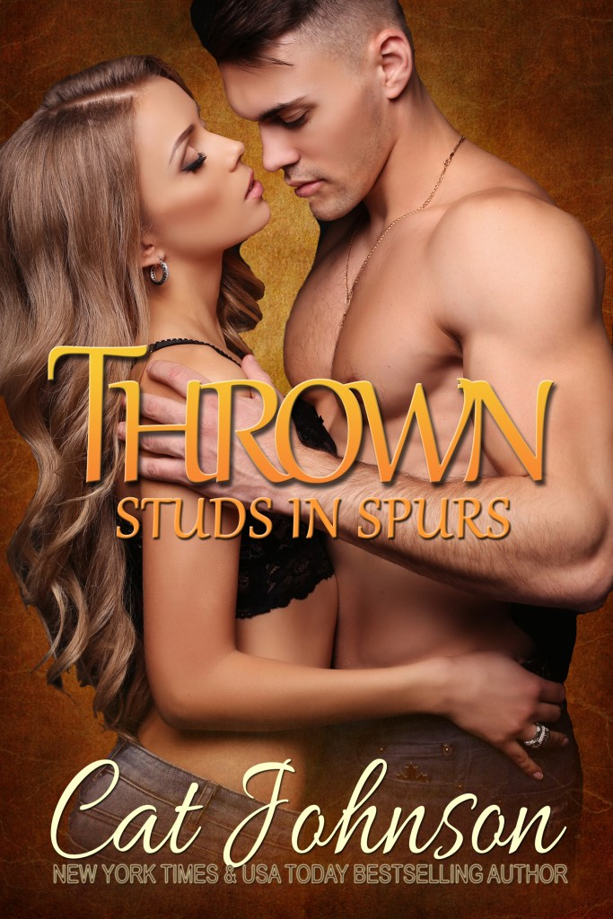 Book Cover: Thrown