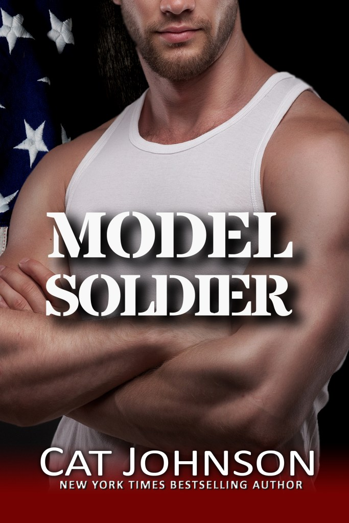 Book Cover: Model Soldier