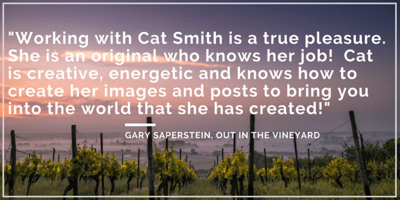 "Rave reviews for Cat Smith & Get Social with Cat ""A gem!"""