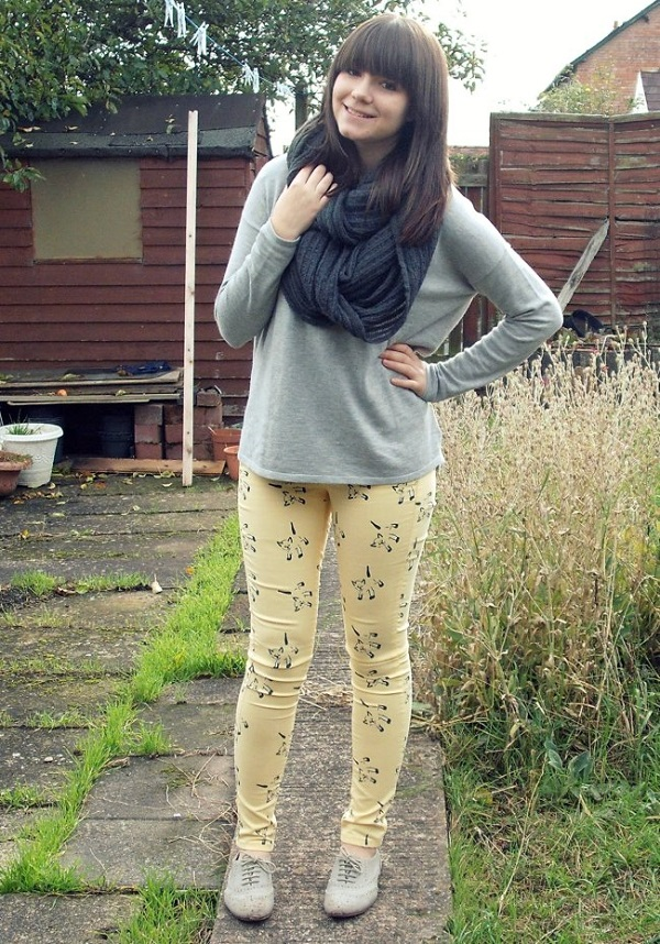Kitty cat jeans