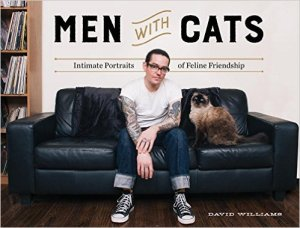 Cat men book