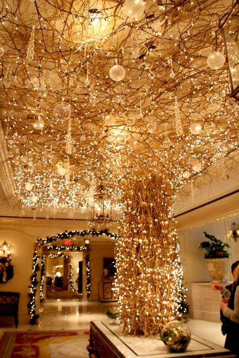 Ritz Carlton Christmas - Cat Landrum