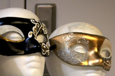 Pride's Black and White Masquerade - Cat Landrum