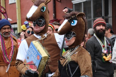 Mardi Gras - Cat Landrum