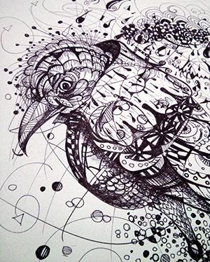 Automatic Drawing : automatic, drawing, Automatic, Animals, Lawson