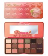 Okay, so I know that this palette by Too Faced came out last summer--but seriously. They were ahead of their time which is why it did so well. Peach and peachy tones are coming back, mark my words. Be prepared for peach, pink, and rose gold EVERYTHING this summer.