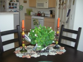 No room is complete without a new shamrock plant.