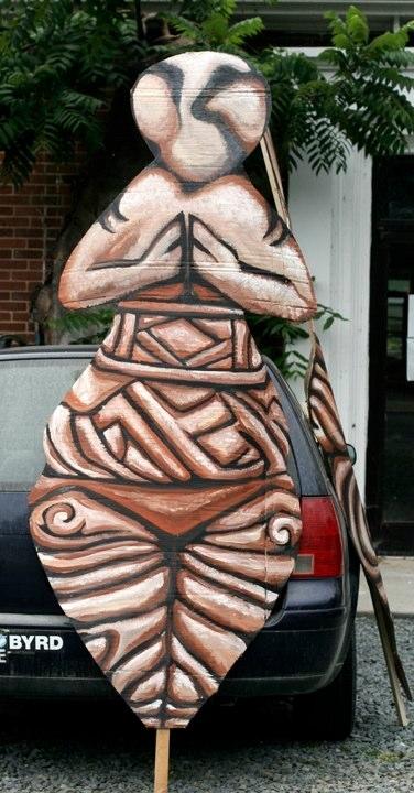 Goddess Figure (Front)
