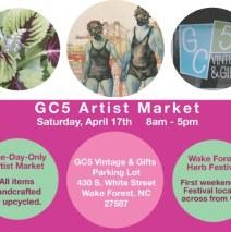 Promotional- Artist Market
