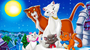 aristocats names
