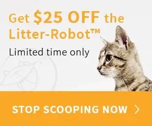 litter robot coupon