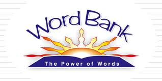 Free Write Friday #12: Word Bank (1/4)