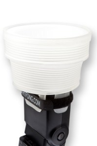 Lightsphere® Collapsible™ Generation Five Speed Mount
