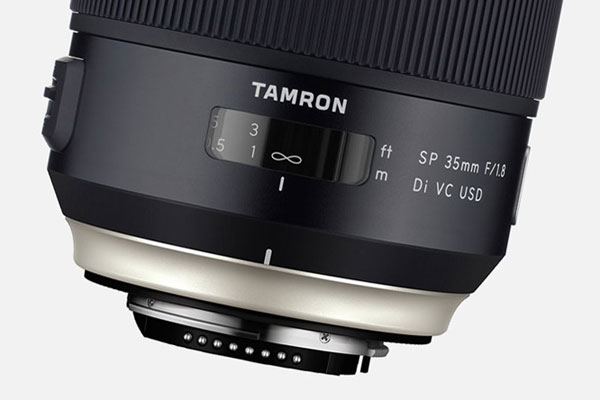 Tamron SP 35mm F1.8 Di VC USD (Model F012)