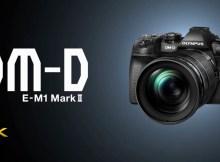 Olympus OM-D E-M1 Mark 2