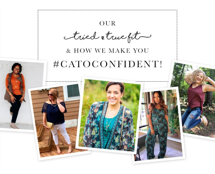 Our Tried and True for and how we make you #CatoConfident