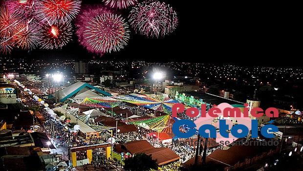 sao joao campina grande 2013 parque do povo