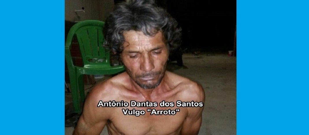 Homem mantém a família refém, esfaqueia sobrinho e vizinho e mata a mãe em Itajá/RN