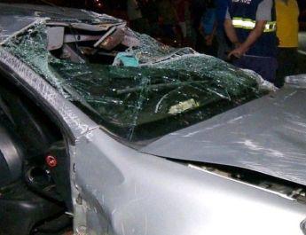 Professor da UFPB, filho e uma estudante morrem em grave acidente na Paraíba