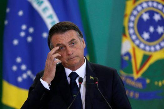 bolsonaro anuncia o fim dos privilegios de verba publica para orgaos de imprensa assita