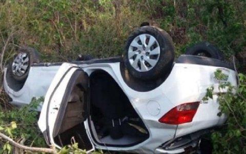 grave acidente de transito e registrado no contorno que liga pombal a catole do rocha