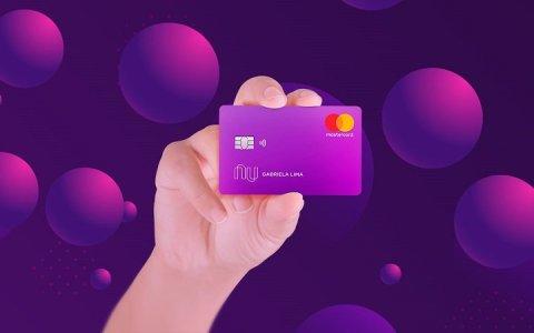 nubank lanca cartao de debito
