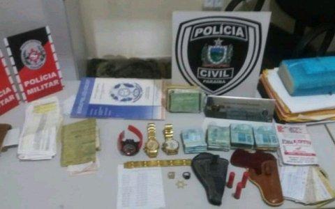 operacao policial apreende arma de fogo e prende suspeito de tentativa de homicidio em jerico pb