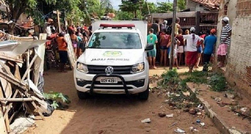 paraibana e mais dois filhos foram assassinados a tiros no rn
