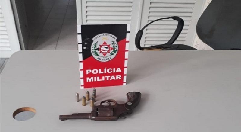 policia militar prende dois acusados que planejavam homicidio no sertao do estado
