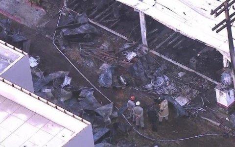 urgente incendio no centro de treinamento do flamengo deixa dez mortos e tres feridos