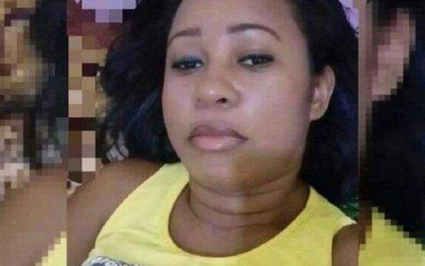 mais uma paraibana morre apos ser espancada pelo marido jovem teve parto prematuro