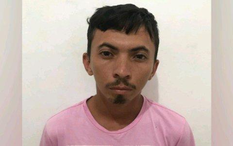 suspeito de envolvimento em assassinato de pm em caraubas se apresenta a policia civil e fica preso