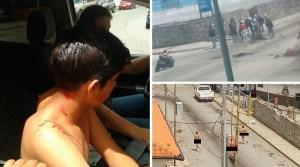 Anticristianismo en Venezuela: cuatro seminaristas fueron atacados y desnudados por una milicia pro gubernamental.