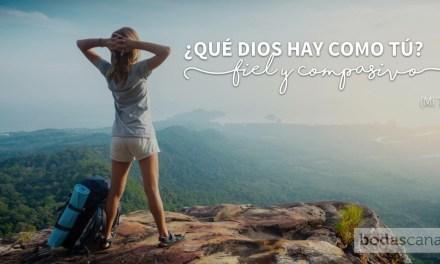 La Fidelidad de Dios