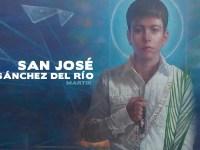 Jose sanchez del rio santo