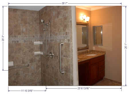 Howard County  Bathroom Remodeling Contractor  Bathroom