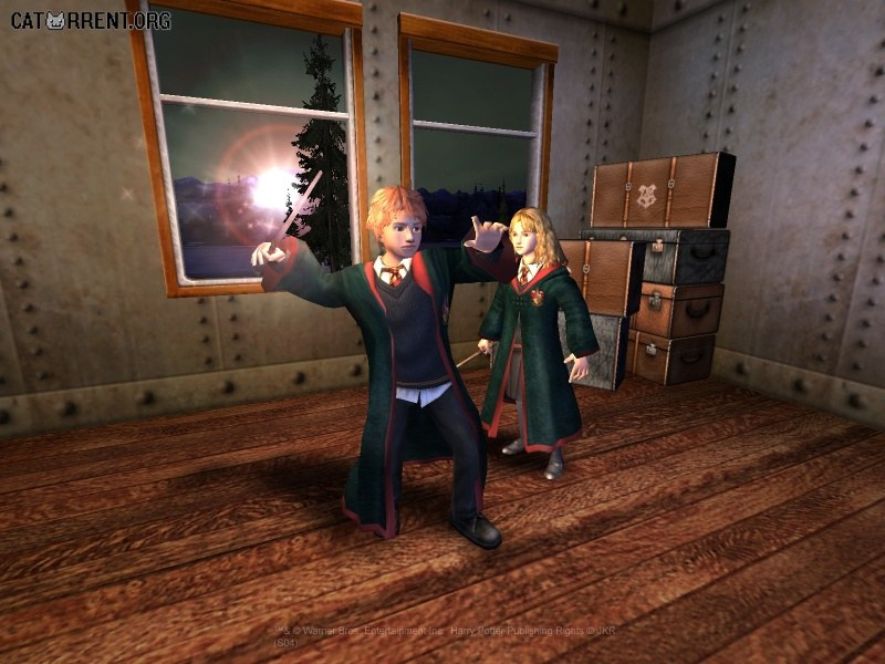 Harry Potter and the Prisoner of Azkaban (PS2) скачать торрент