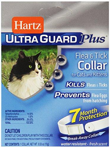 Hartz Flea Medication For Cats