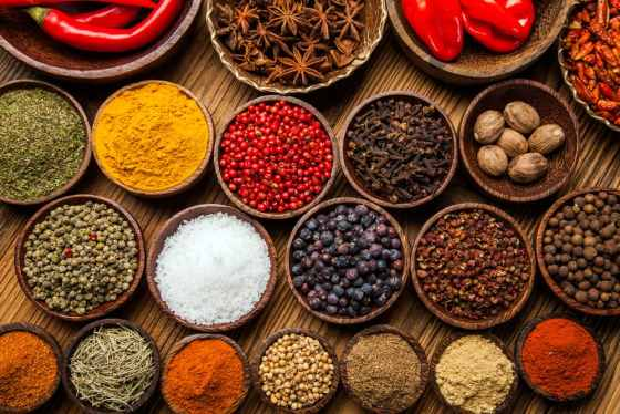 spices for flea control