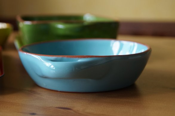gamelle en céramique
