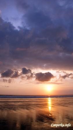 Ultimate Seminyak Beach Sunset Part 2