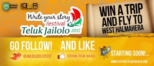 Festival Teluk Jailolo 2012