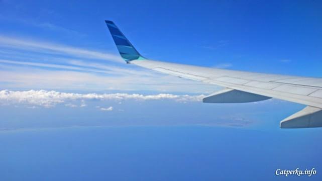 Mengharu di langit yang biru!