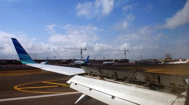 Rem yang bener pak pilot ya! Sekarang waktunya liburan di Bali ^^